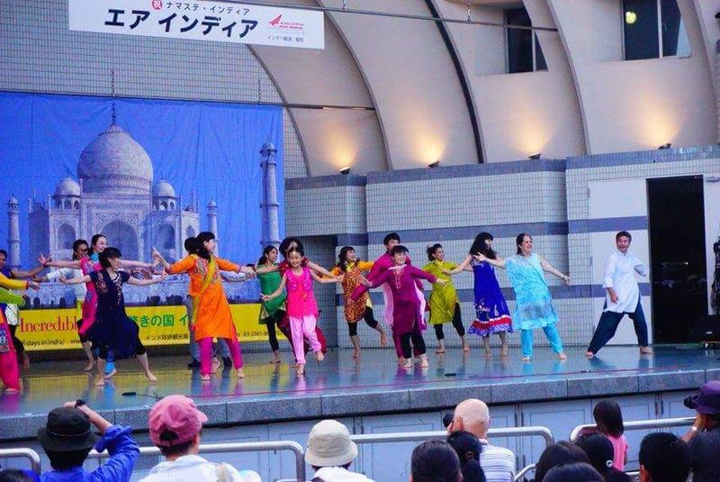 Namaste India 2016 in Tokyo